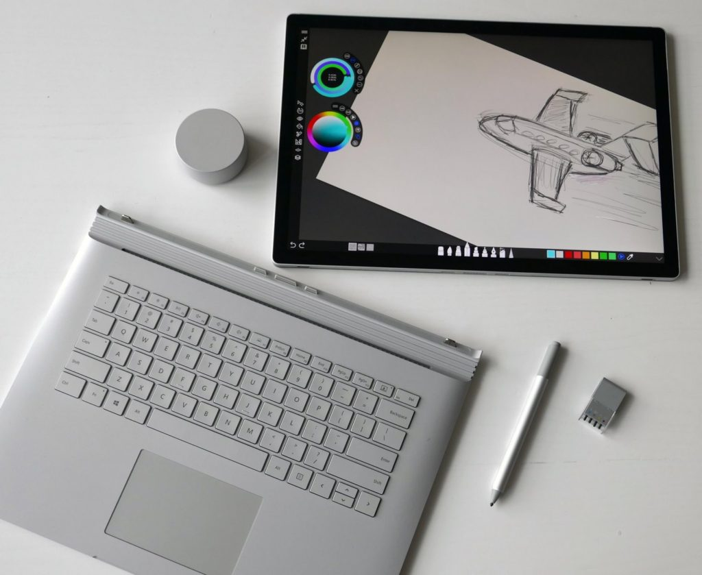 microsoft surface book 2 and surface accessory review 2018